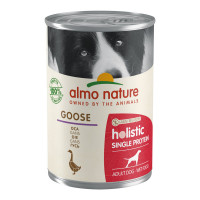 Almo Nature Holistic Single Protein Oca 400 gr