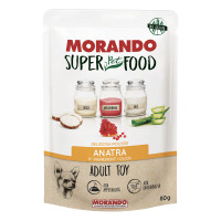 Morando SuperPetFood Adult Toy Mousse Anatra 80 gr.