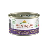 Almo Nature HFC Dog Natural Made in Italy Tonno Pinna Gialla 95gr