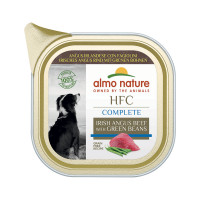 Almo Nature HFC Complete dog Angus Irlandese con Fagiolini 85 gr.
