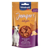 Vitakraft Dog Jumpers delights ChickenCheese 80g