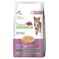 Natural Trainer Young Pollo 1,5 Kg