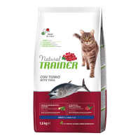 Natural Trainer Adult con Tonno 1,5 Kg