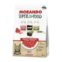 Morando SuperPetFood Adult croccantini Manzo 350 gr.