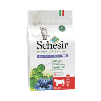 Schesir Natural Selection cat adult Manzo 350 gr