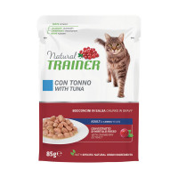 Natural Trainer Adult Tonno 85 gr.