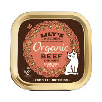Lily's Kitchen Organic Beef 85 gr