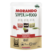 Morando SuperPetFood Adult Mousse Manzo 85 gr.