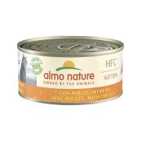 Almo Nature HFC Kitten con Pollo 150gr
