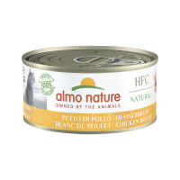 Almo Nature HFC Cat Natural Petto di Pollo 150gr