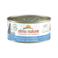 Almo Nature HFC Cat Natural Tonno dell'Atlantico 150gr