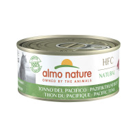 Almo Nature HFC Cat Natural Tonno del Pacifico 150gr