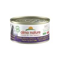 Almo Nature HFC Cat Natural Made in Italy Tonno Pinna Gialla 70gr