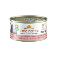 Almo Nature HFC Cat Natural Made in Italy Filetto Rosso di Tonno 70 gr