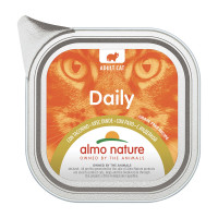 Almo Nature Daily Cat Grain Free Recipe Con Tacchino 100gr