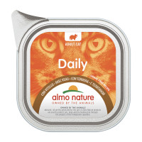 Almo Nature Daily Cat Grain Free Recipe Con Vitello 100gr