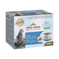 Almo Nature HFC Natural Light Meal 4x50gr Tonno dell'Atlantico