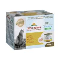 Almo Nature HFC Natural Light Meal 4x50gr Filetti di Pollo