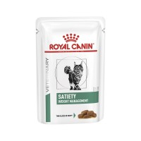 Royal Canin Veterinary Diet Cat Satiety Weight Management 12x85gr