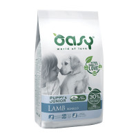 Oasy One Protein Puppy e Junior Agnello 2,5 Kg