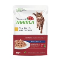 Natural Trainer Adult Pollo 85 gr.