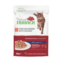 Natural Trainer Adult Salmone 85 gr.