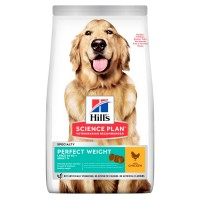 Hill's Science Plan Perfect Weight Large Breed 12 kg.
