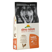 Almo Nature Holistic dog adult large pollo e riso 12 kg.