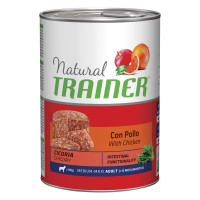 Trainer Natural Medium lattina 400 gr.