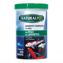 Naturalpet Stick per pesci da laghetto 1000 ml