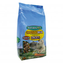 NATURALPET CRUNCY MIX 900G CRICETO
