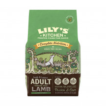 Lily's Kitchen Adult Lamb with Peas & Parsley 2,5 kg