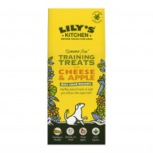 Lily's Kitchen Training Treats with cheese & apple 100 gr.