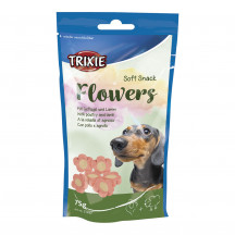 Trixie Soft Snack Flowers 75 gr