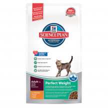 Hill's Science Plan Perfect Weight cat adult