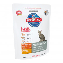 Hill's Science Plan Urinary Health Sterilised Cat Pollo