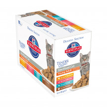 Hill's science plan adult multipack 12x85 gr