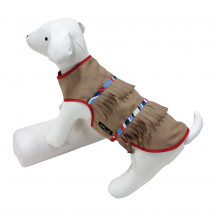 Dog Line Gilet Indiano con france tg. L