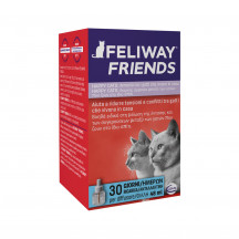 Ceva Vetem Feliway Friends Ricarica 48 ml
