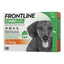 Frontline Combo Spot-On cane 3 pipette