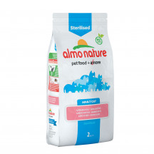 Almo Nature Sterilised 2 Kg