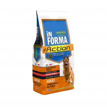 Naturalpet In Forma Action Adult taglia grande Pollo