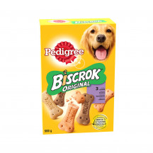 Pedigree Biscotti