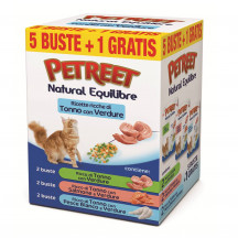 Petreet Natural Equilibre 5+1Omaggio 80 gr