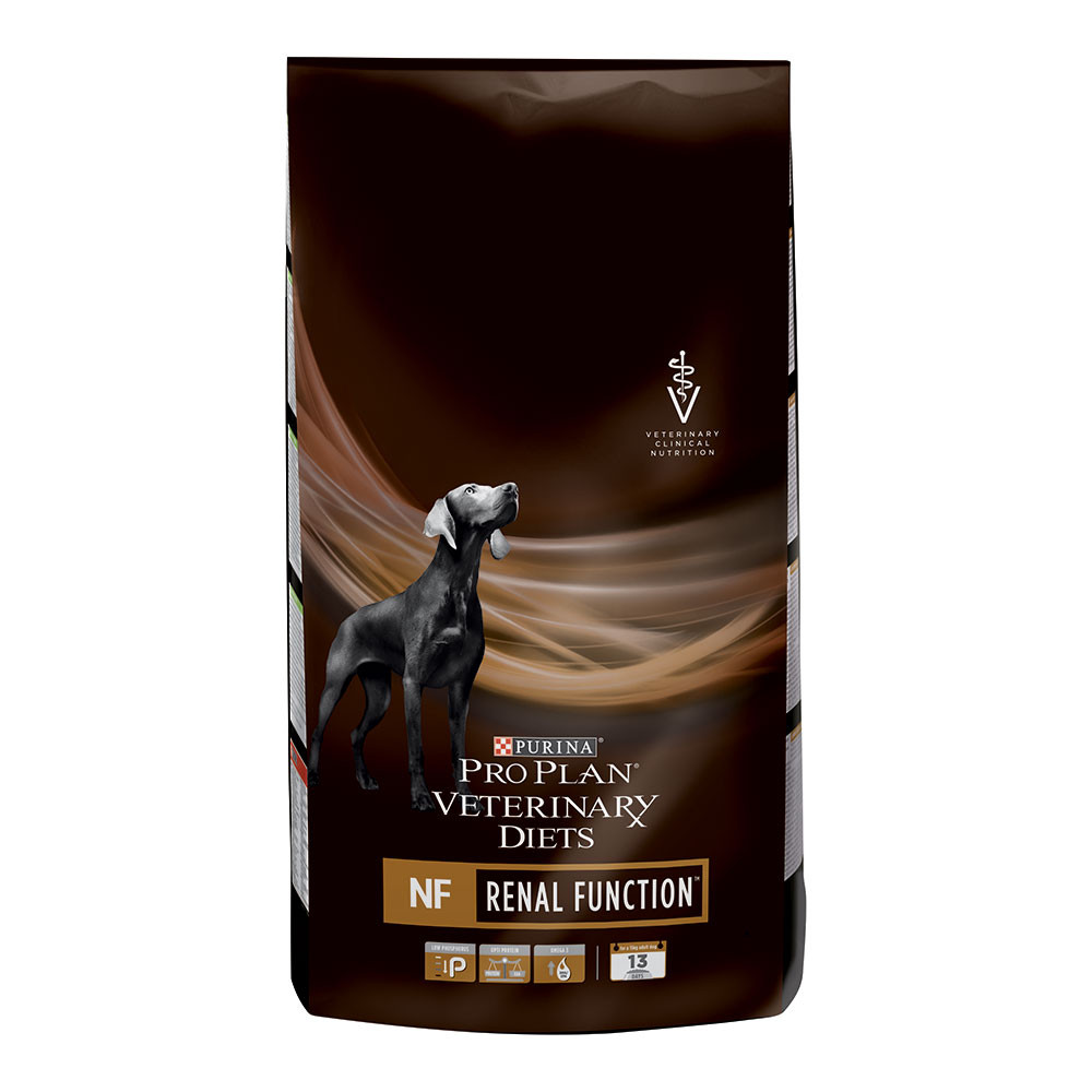 Purina Pro Plan Veterinary Diets Dog NF Renal Function 3 kg