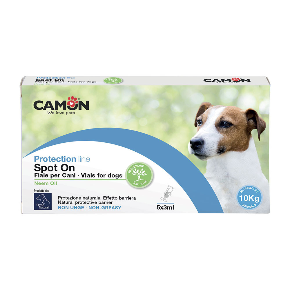 Camon Protection Line Spot on cane 0-10 kg