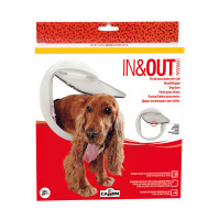 Camon IN&OUT Universal - Porta Basculante 430x430 mm
