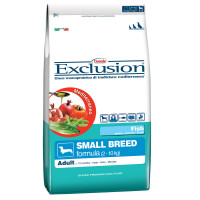 Exclusion Mediterraneo Adult Small Breed Pesce