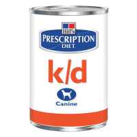 Hill's Prescription Diet K/D 370 gr