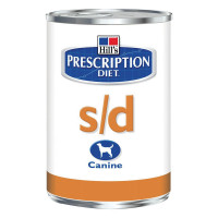 Hill's Prescription Diet S/D 370 gr